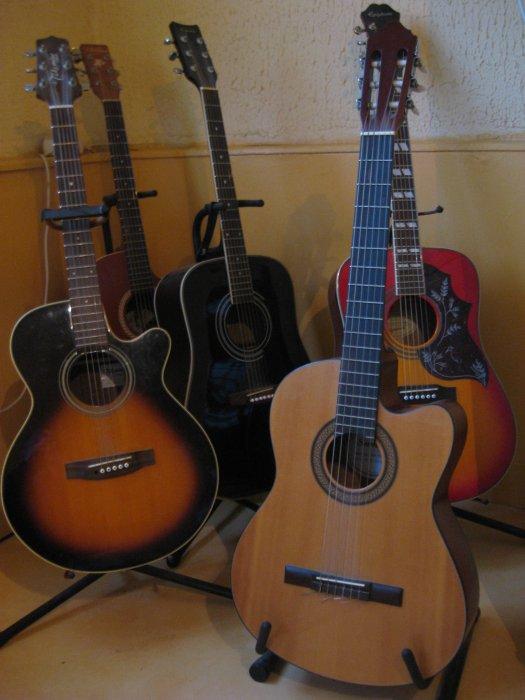 Passion guitare acoustique
