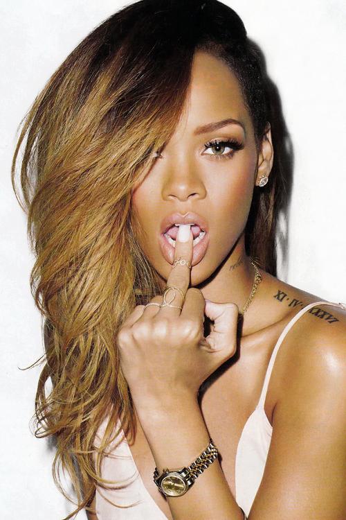 Rihanna ! *~*