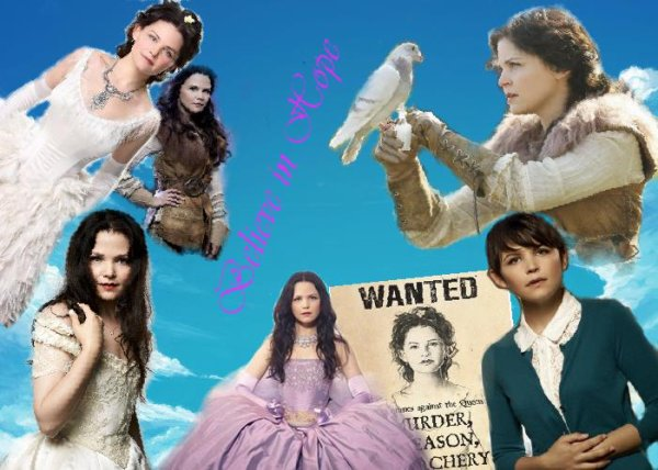 Fiche Personnage : Mary Margaret Blanchard / Banche-Neige
