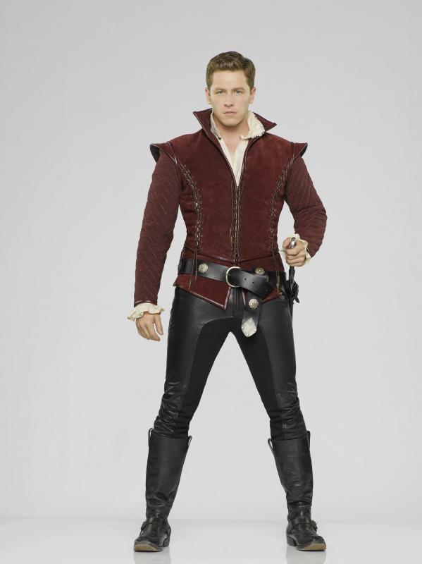Fiche Personnage :  David Nolan / Le Prince Charmant