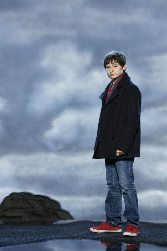 Fiche Personnage : Henry Mills