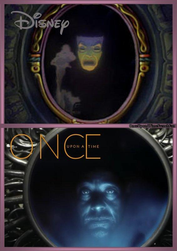 Le Miroir Magique