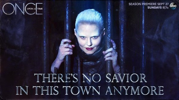 Emma Swan, the new DarkOne