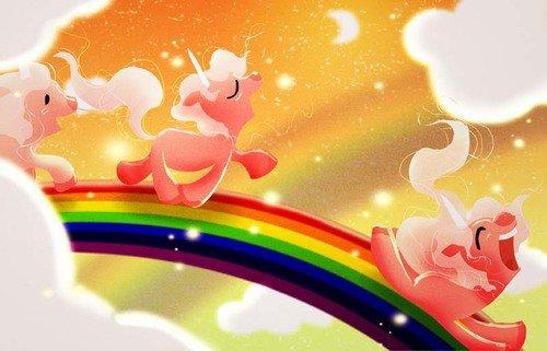 Ann & Nami & Les licornes *µ*
