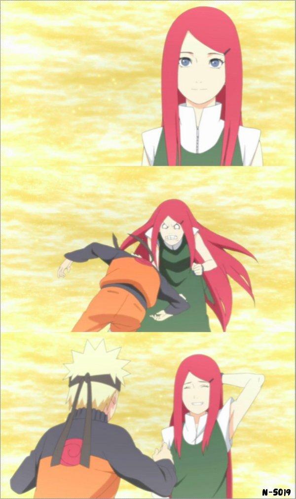 Kushina rencontre naruto