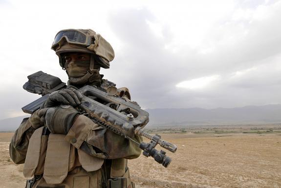 Article en hommage à nos soldats en Afghanistan.