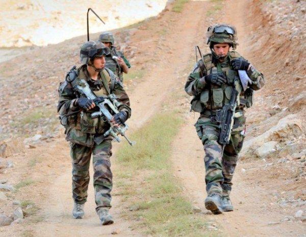 Hommage au soldats en Afghanistan.