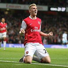 Arsenal qualifié pour les 8 emes de finales de la CUP.
