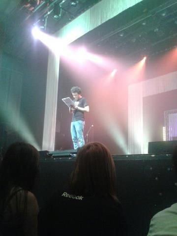 Mon dernier Young Man Show. << 21 Juillet 2012 >>