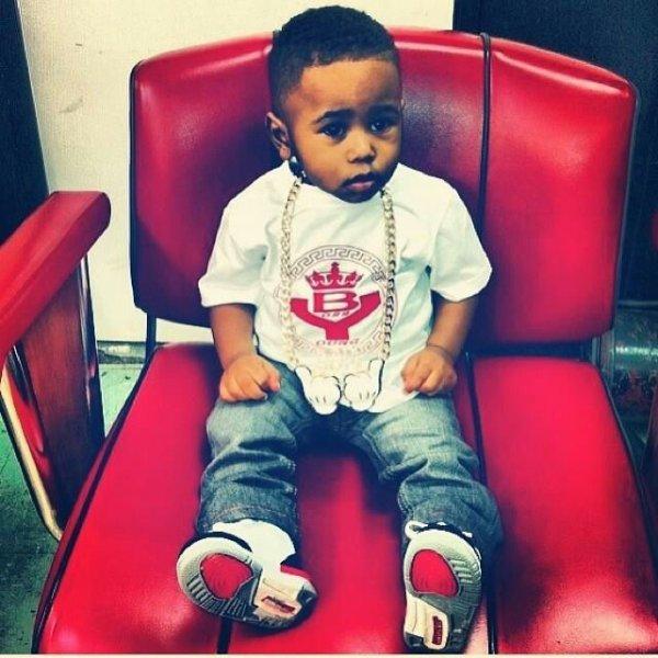 ♥ Mon fils Samir Déja 1 ans ♥