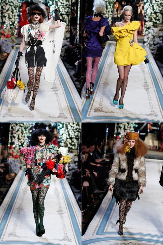 Petit aperçu du défilé de Lanvin pour H&M