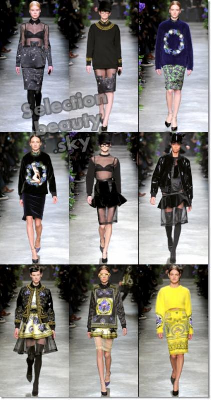 Petit aperçu du défilé Givenchy Automne/hiver 2011/2012