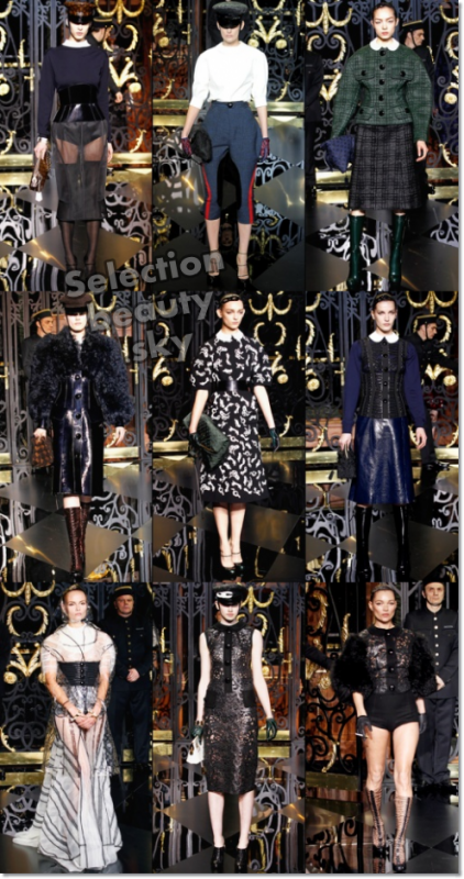 Petit aperçu du défilé Louis Vuitton Automne/hiver 2011/2012