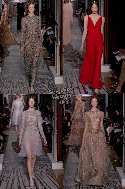 Petit aperçu du défilé Haute Couture Valentino Automne/Hiver 2011/2012