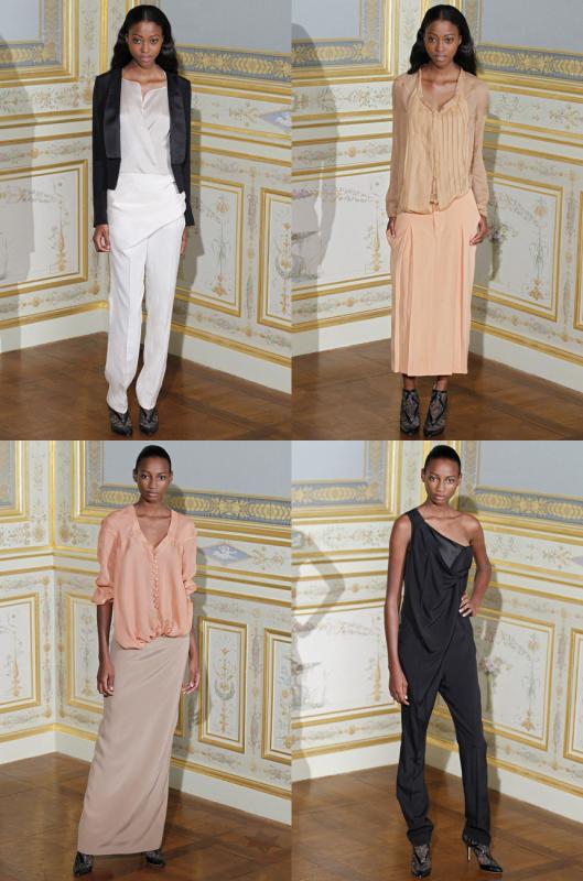 Petit aperçu du défilé Anne Valérie Hash Haute Couture Automne/Hiver 2011/2012