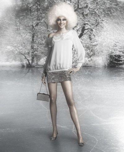 reine des glace