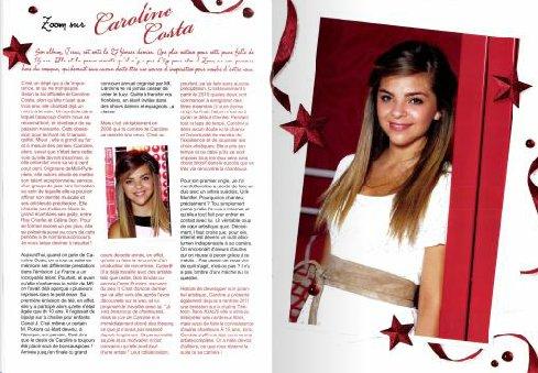 En exclusivité : Caroline Costa dans Trinity Stars !