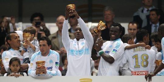 L'OM conserve la Coupe de la Ligue en battant Montpellier (1-0)
