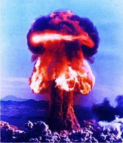 UNE CENTRALE PEUT ELLE EXPLOSER COMME UNE BOMBE ATOMIQUE