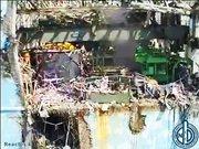 Fukushima état du Bassin de Stokage N°4
