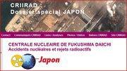 Fukushima espace Criirad