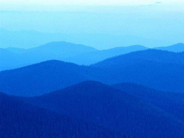 les collines