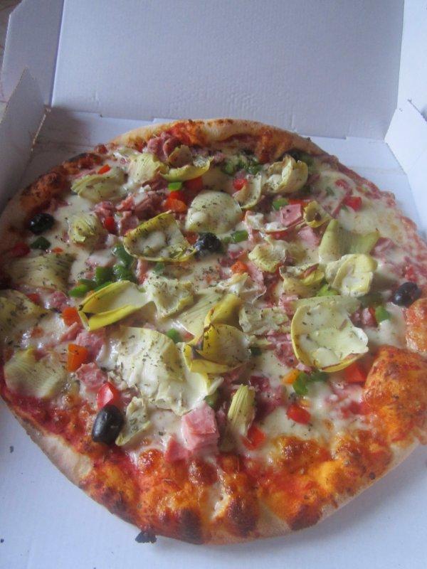 Hier soir soirée pizza