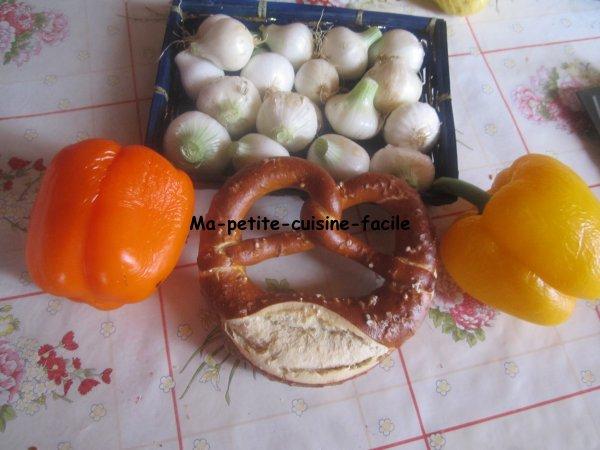 Bretzels salés