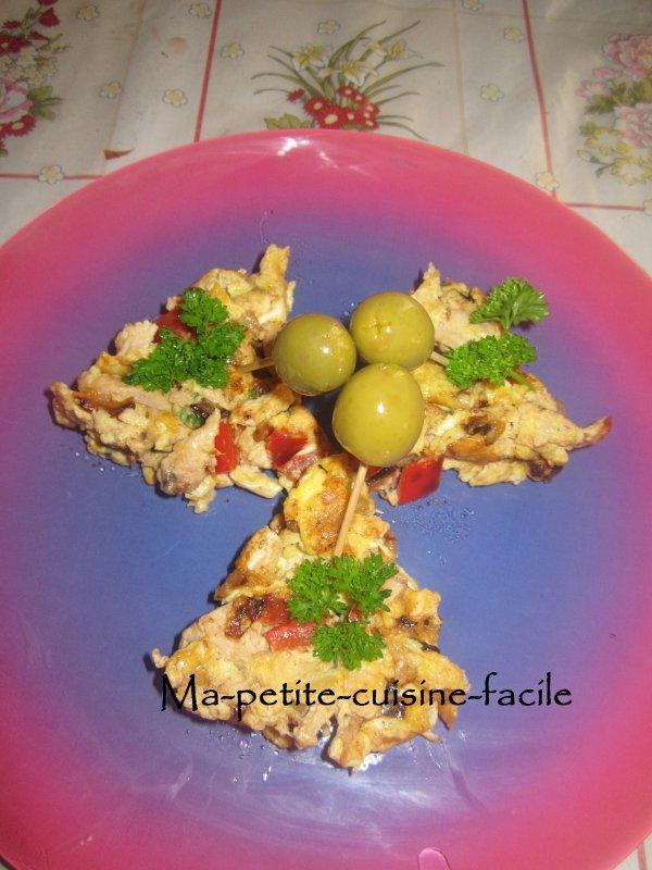 Fritatta à l'italienne