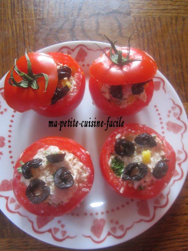 Tomates surprises