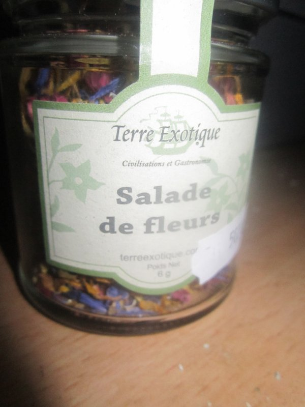 mes petit achats culinaire