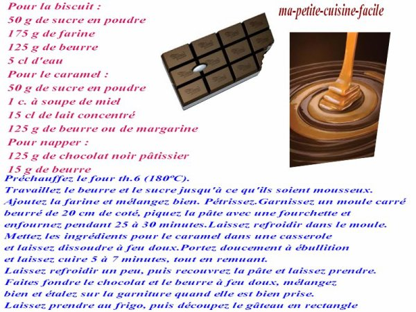 Twix au chocolat noir