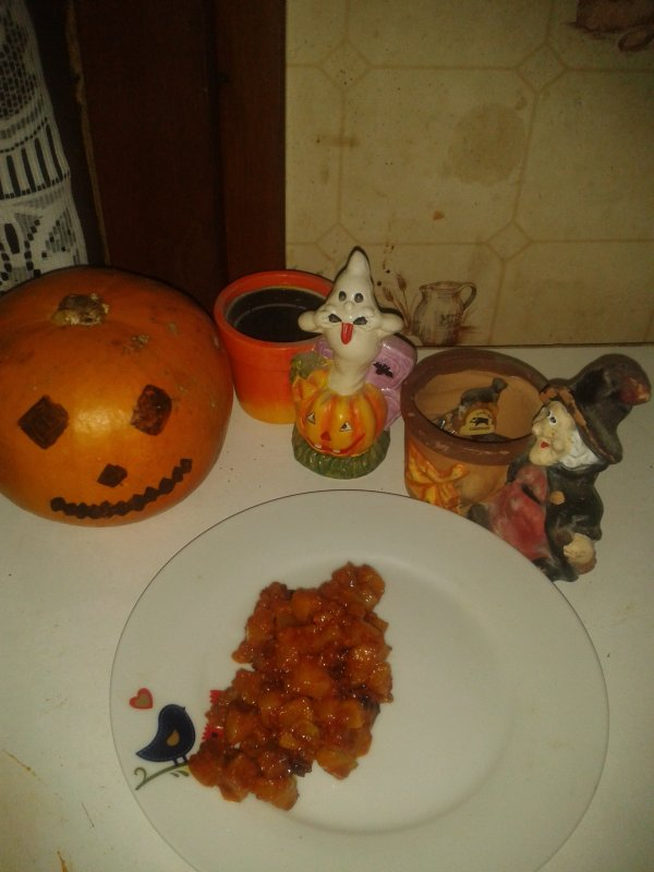 Repas Hallowen
