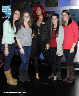 03 mars 2011 - Figure de cire Rihanna - Musée de cire Madame Tussauds