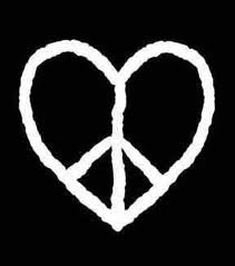 Peace and LOVE ! <33
