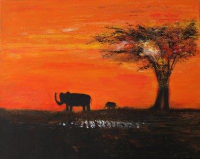 Afrique: éléphants