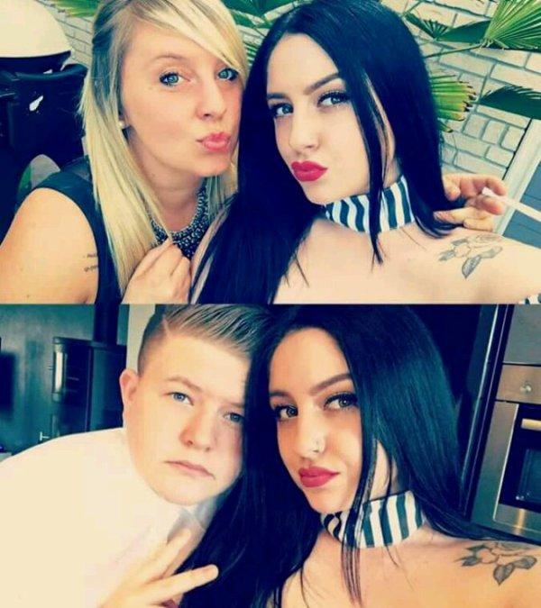 Ma soeur &mon frère ❤