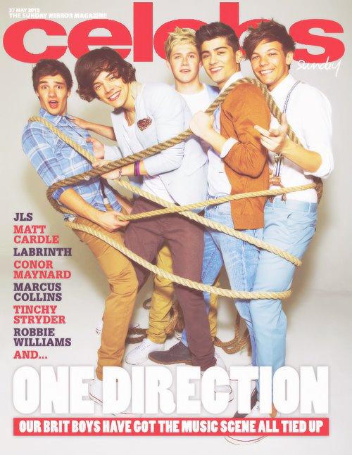 Nouveau photoshoot des garçons pour une magazine anglaise