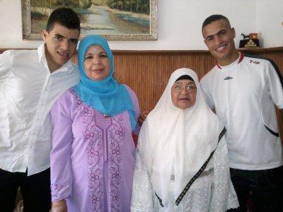 me madre et mi abuela dima fi bali zh