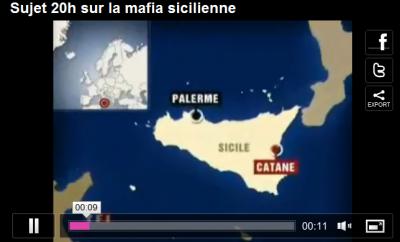 La mafia italienne au 20h de TF1
