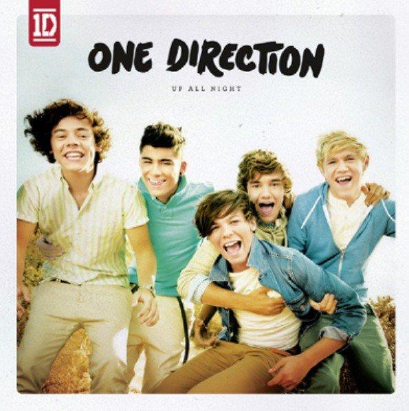 Article #3 Photo des 1D via Twitter + Pochette de leur album + A la sortie du Nokia