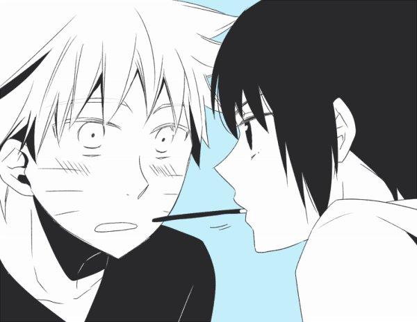 Naruto & Sasuke !