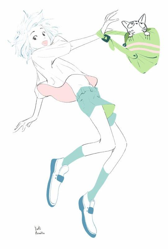 Yuki.