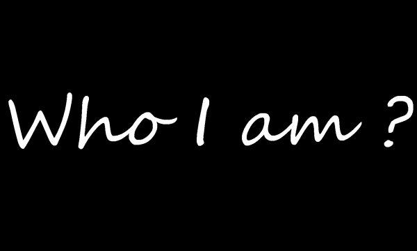 Qui je suis ?
