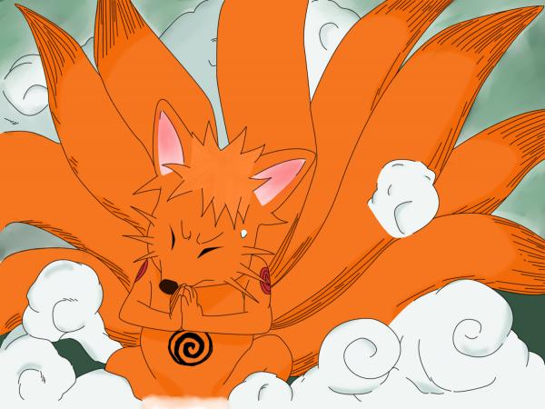 Le renard naruto infos lye naruto - Naruto renard ...