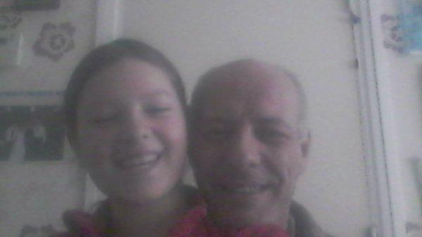 moi et ma niéce