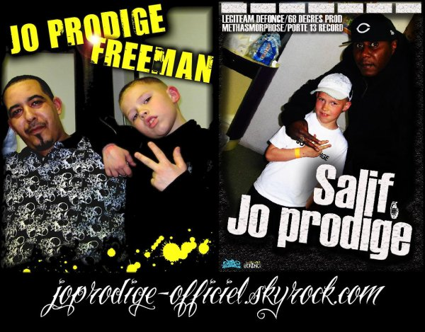 JO PRODIGE -  FREEMAN - SALIF