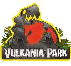 Vulcania c'est chaud ze nite