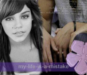 My-life-is-a-mistake Je n'aie pas le droit de me plaindre, mes problèmes sont des futilités par rapport à ceux des autres.  terminé