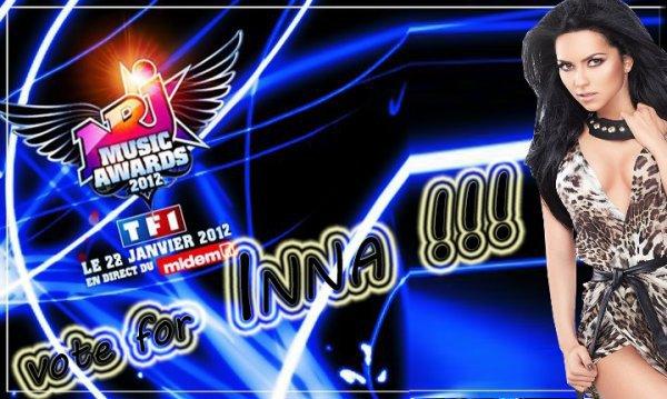 inna for awards ;)